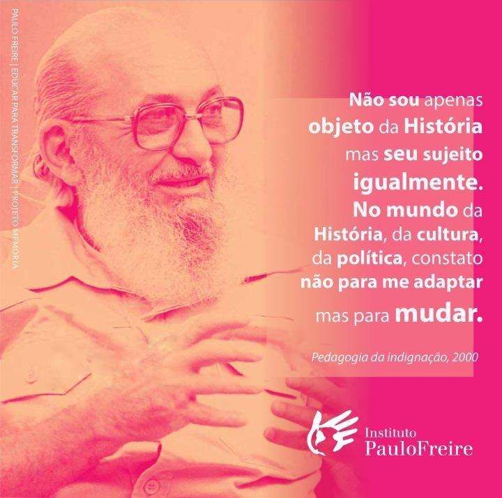 Paulo Freire: não há neutralidade na educação — diálogos essenciais